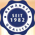 Qualität seit 1982